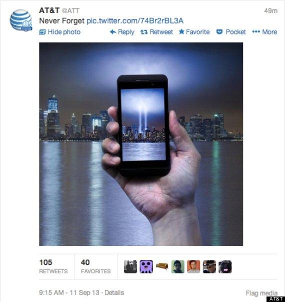 att 911 tweet