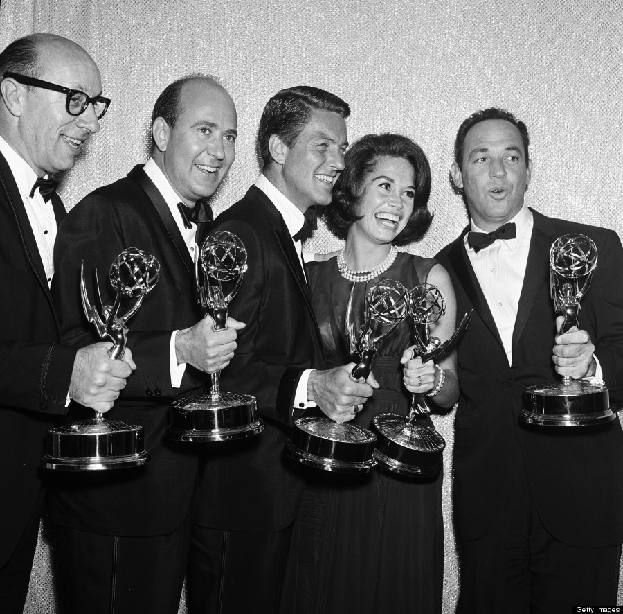 Jerry Carney And Sons Inc Home: Vintage Emmys Photos From The 1950s And 1960s