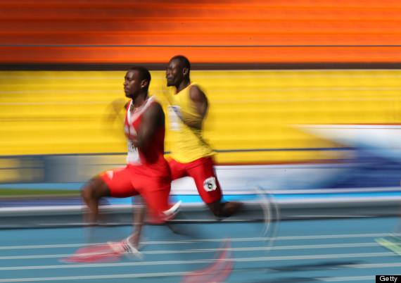 west african runner