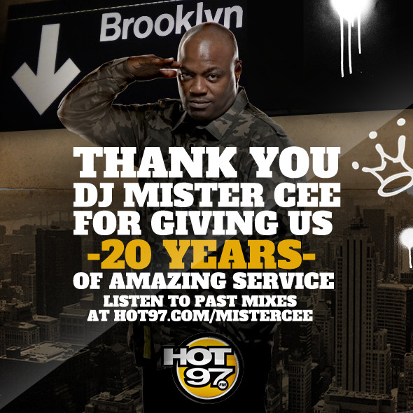 mister cee resigns
