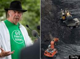 Neil Young OIlsands Hiroshima