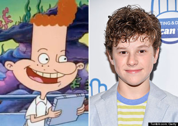 Hey Arnold Characters Real Life
