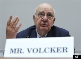 Financial Overhaul Volcker