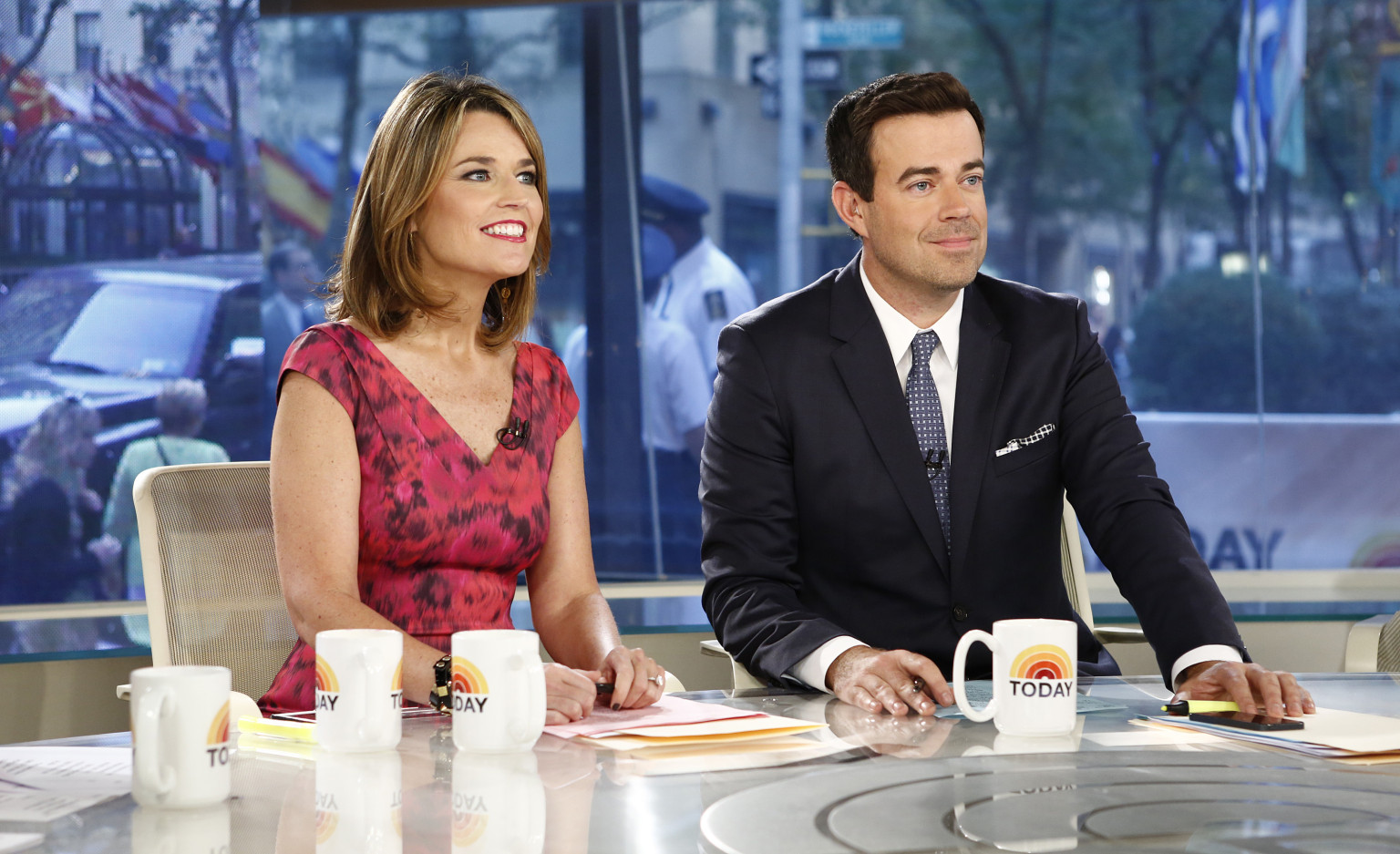 Carson Daly Getting 'Much Larger Presence' On 'Today': TV ...