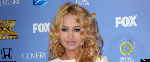 Paulina Rubio the x factor