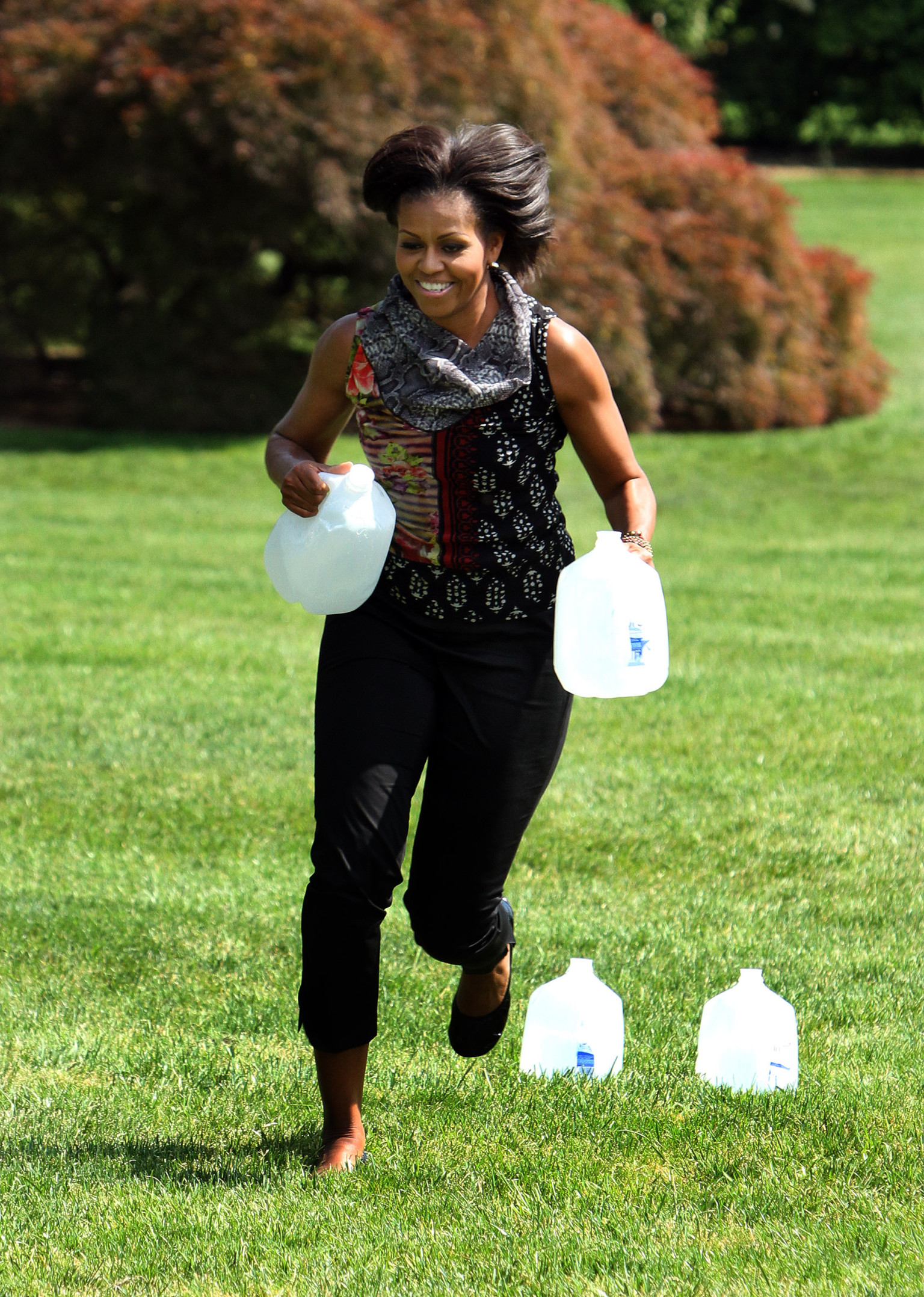 michelle obama wants you to drink more water huffpost