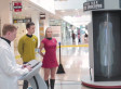 'Star Trek' Teleportation Prank Stuns British Shoppers