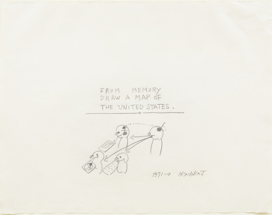 Famous Artists Draw The United States From Memory HuffPost - Sketch drawing us with states map