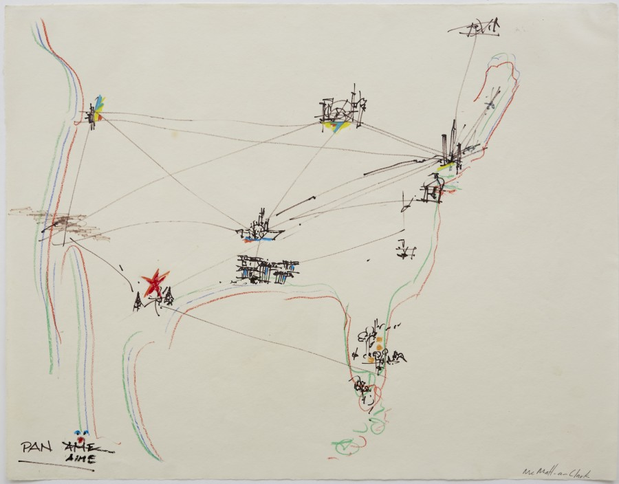 Famous Artists Draw The United States From Memory HuffPost - Al franken draws us map