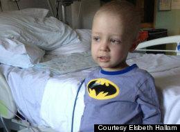 This 4-Year-Old Cancer Patient Gets His Birthday Wish Granted