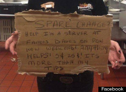 Restaurant Employee Fired For Racially Charged Facebook Post