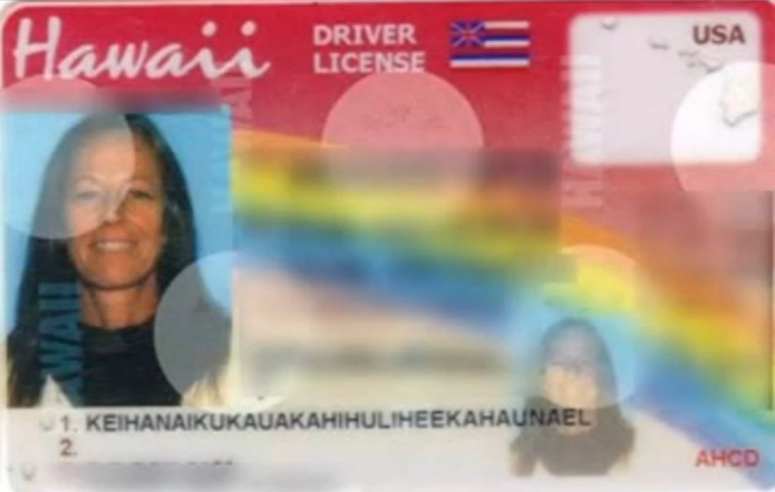 Hawaii Woman Told To Shorten Her 35 Letter Last Name For