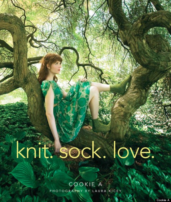 knit sock love