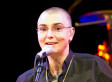 Sinead O'Connor Debuts Face Tattoos At Bestival 2013