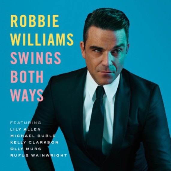 robbie williams album cover