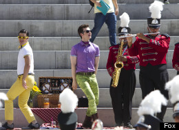 'Love Love Love' Takes Over 'Glee'