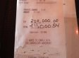 Bartender's $200,000 Tip Not Quite As Great As It Seems (PHOTO)