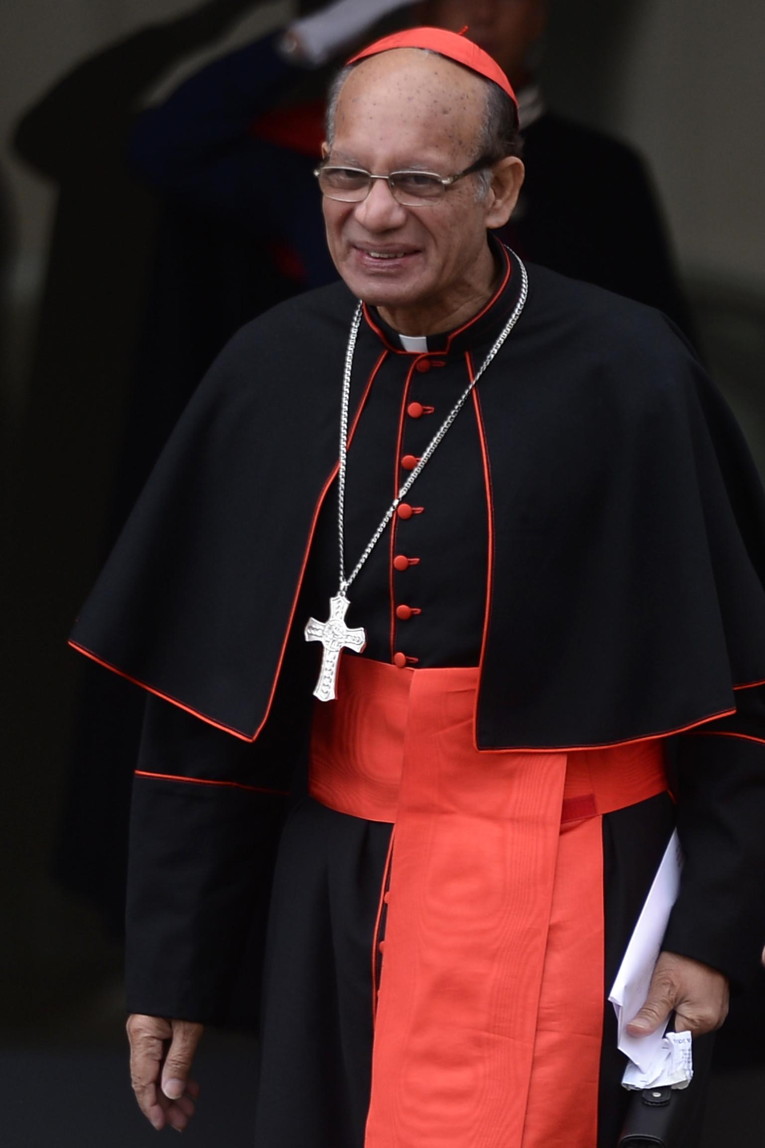 Indian Cardinal Oswald Gracias Reaches Out To Lgtb Group