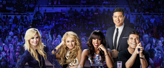 THE X FACTOR RATINGS