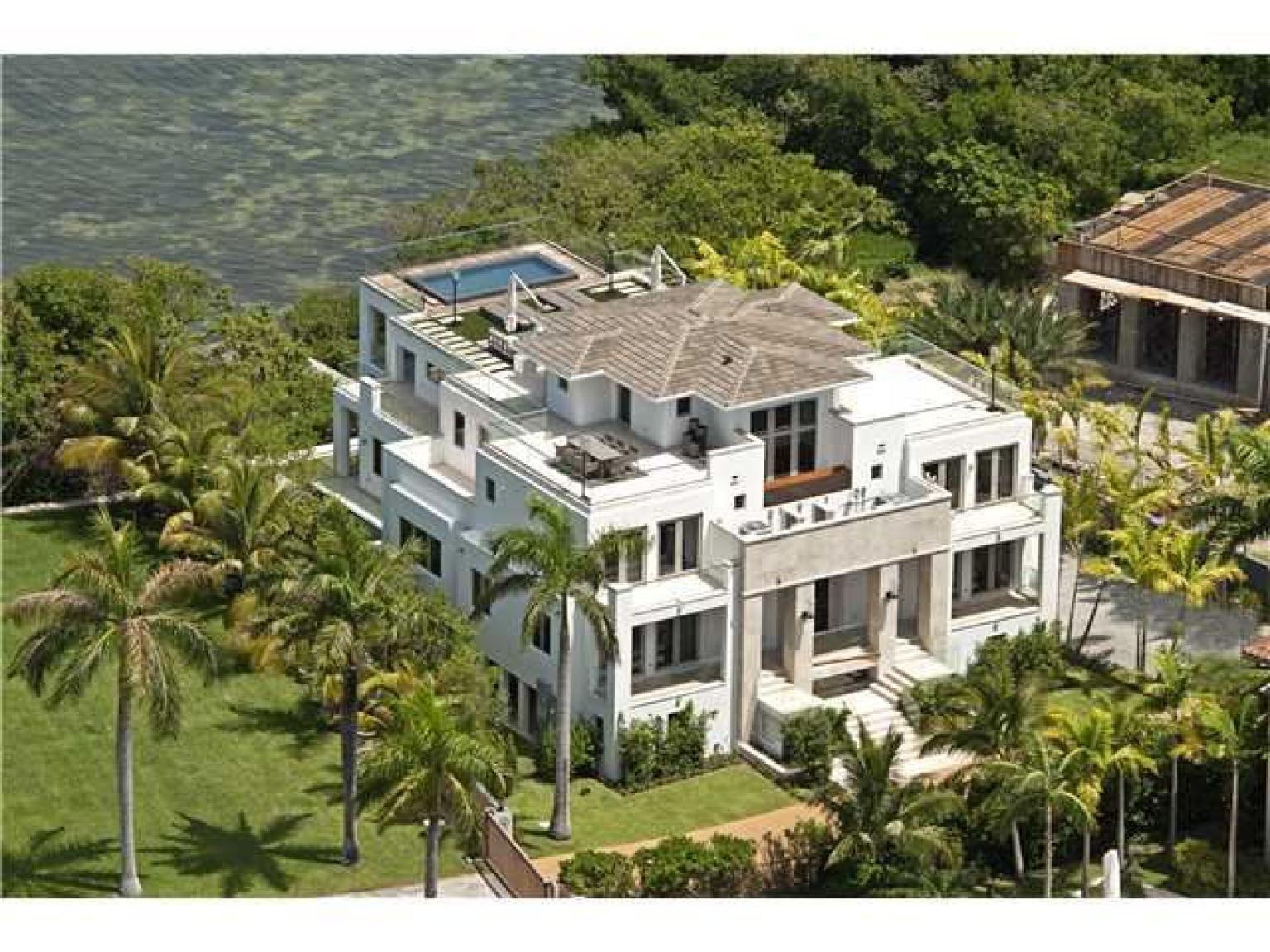 Harry Styles House 2013 Mashta Place  Key Biscayne