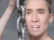 nicolas cage face swap miley cyrus