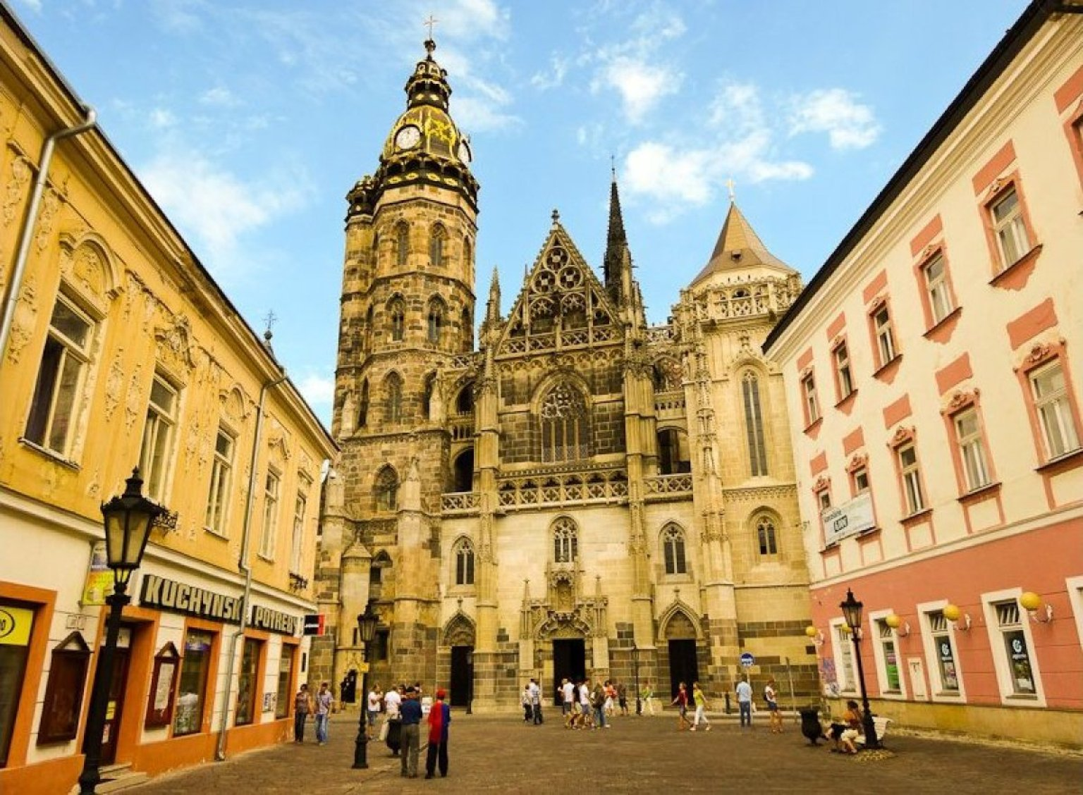 10 Things You Didn T Know About Kosice Slovakia Huffpost