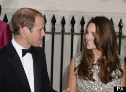 Duke And Duchess Of Cambridge Attend Tusk Conservation Awards