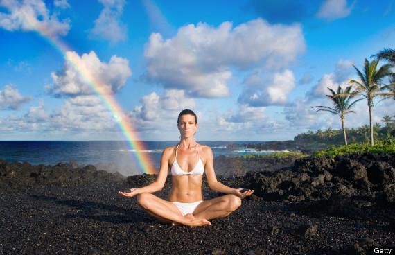 rainbow yoga