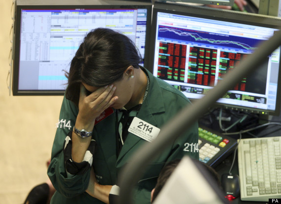 Lehman Brothers Collapse Five Pictures That Tell The