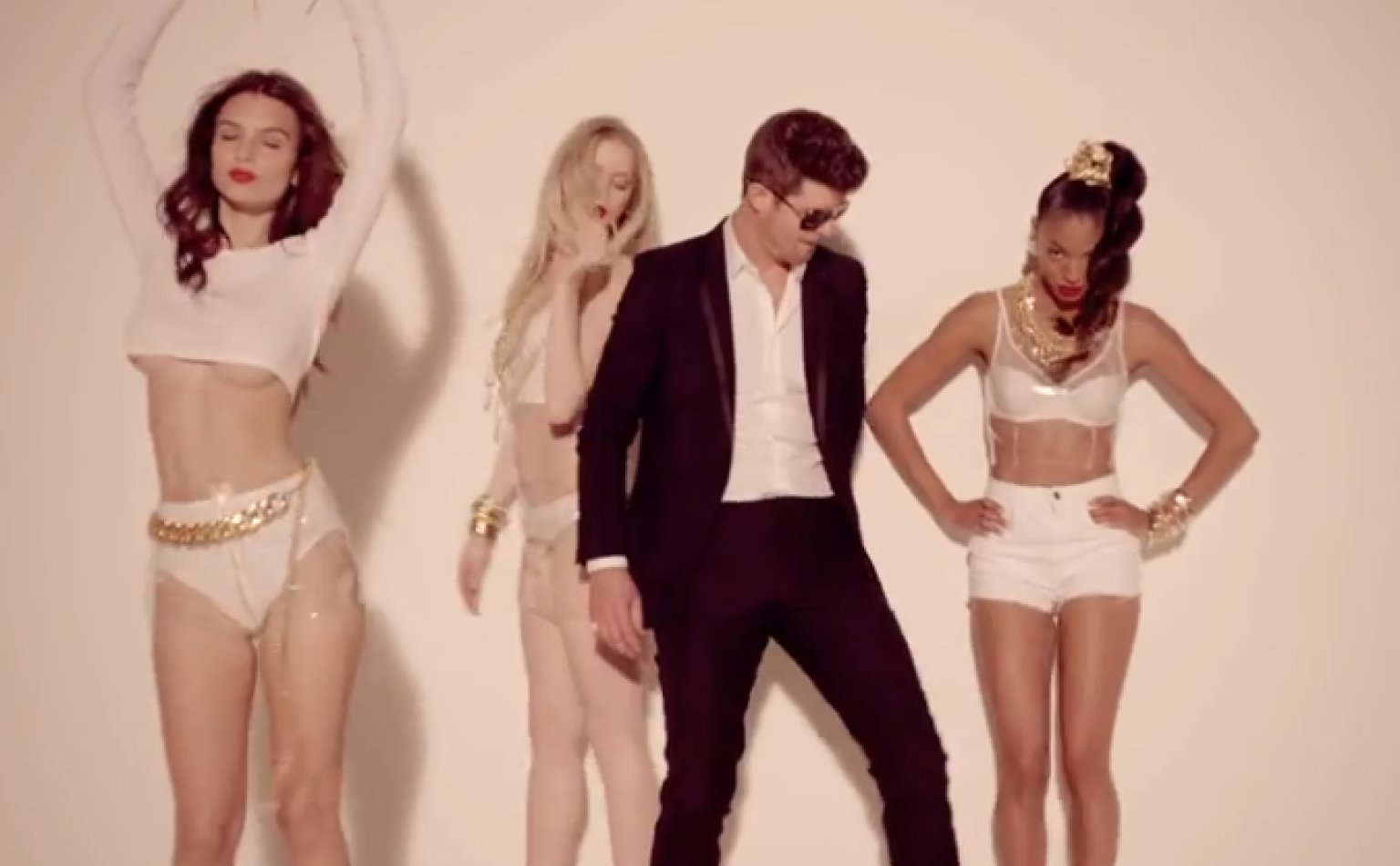Blurred Lines Unrated