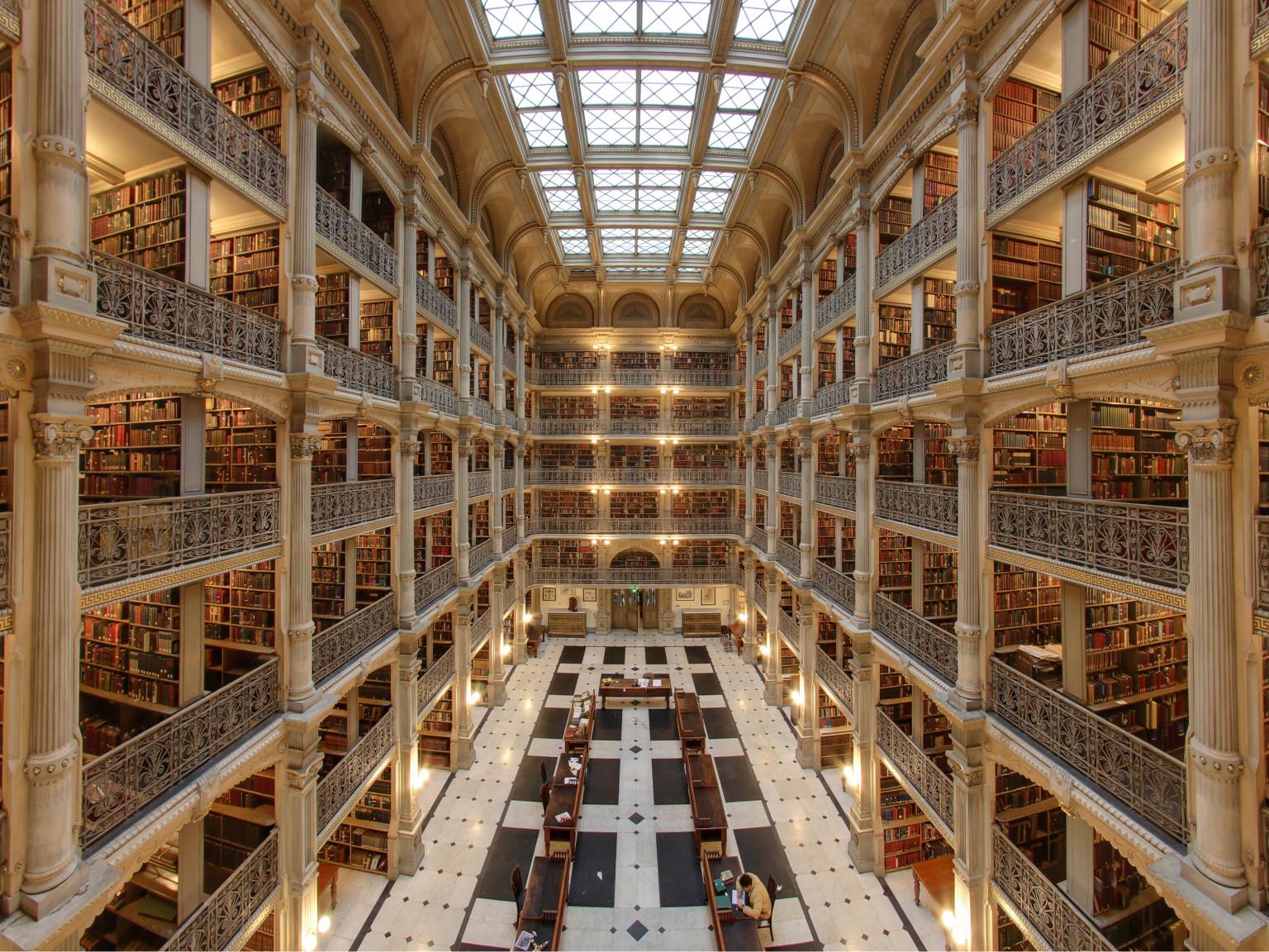 Photos Les Plus Belles Biblioth 232 Ques Publiques Du Monde