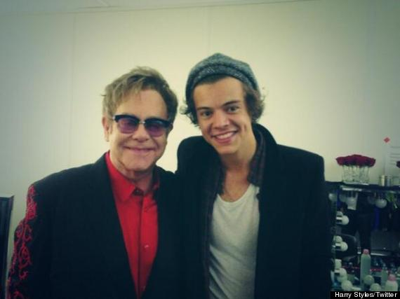 harry styles elton john