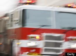 Tentative d'incendie criminel dans Saint-Léonard