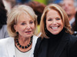 Katie Couric Refutes Rumor About Replacing Barbara Walters On 'The View'