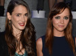 Christina Ricci & Winona Ryder Have Come A Long Way Since Their 'Mermaids' Days (PHOTOS)