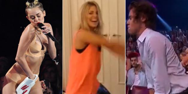 Twerk It The 15 Best Celebrity Twerking Videos Ever
