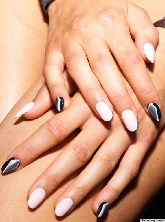 Katie Gallagher Spring 2014 nails