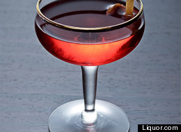 VIDEO: A Master Bartender Demonstrates the Classic Boulevardier Cocktail