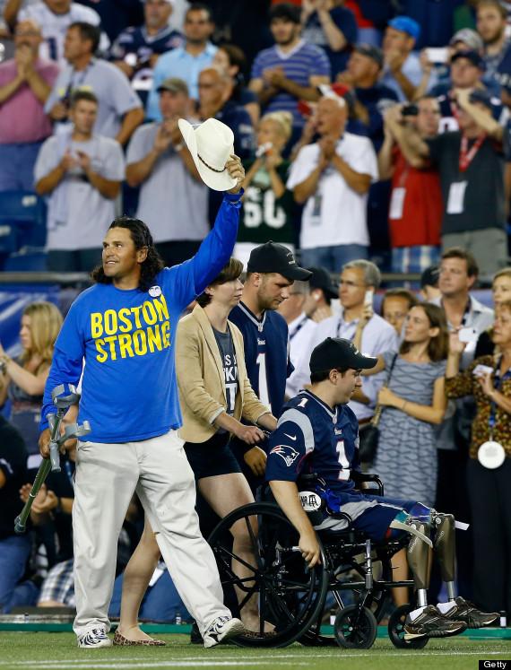 boston survivor patriots