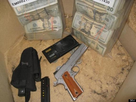 Daycare Drug Bust In Bronx Uncovers Narcotics, Loaded Gun