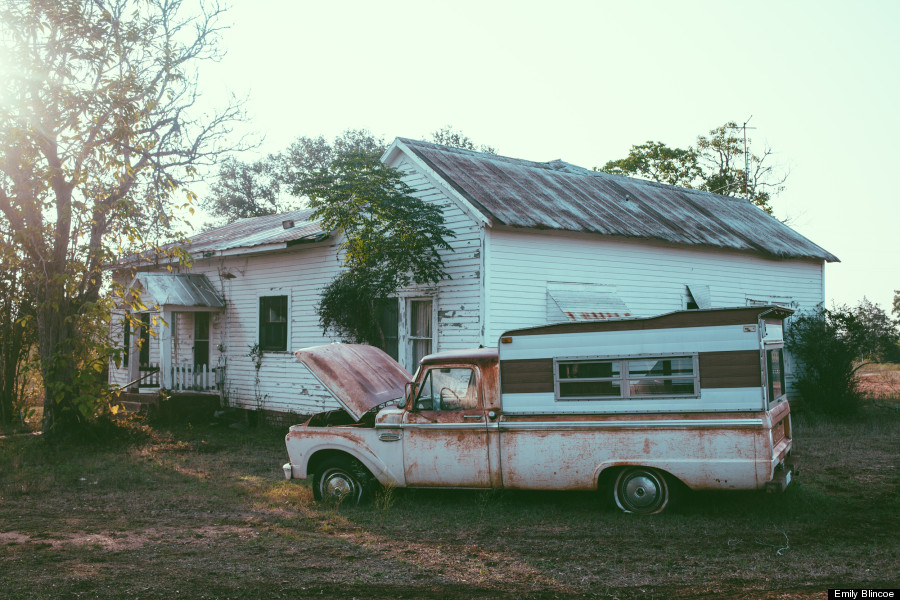 Texas Home Was Left Vacant For 26 Years, But Incredibly