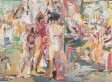 Cecily Brown's Choreographed Flesh Breakdown
