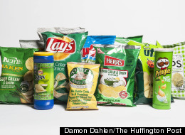 Taste Test: The Best And Worst Sour Cream & Onion Chips