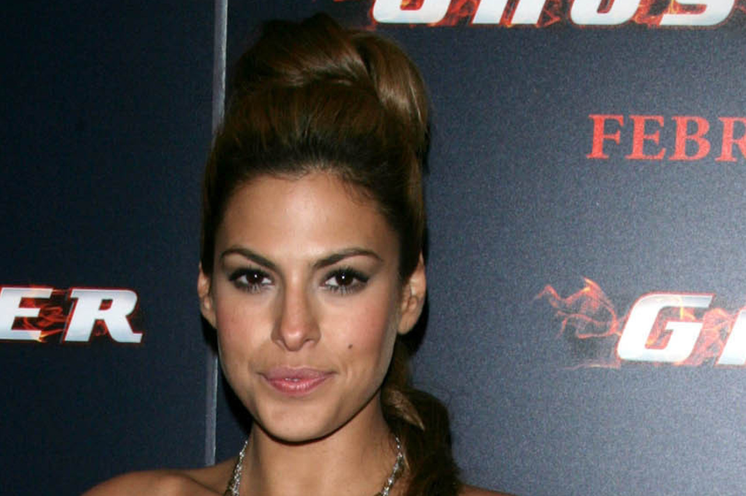 Eva Mendes On Her Unexpected Secret To Getting Perfect Hair And Her ...