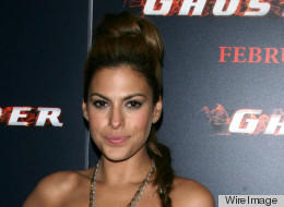 Eva Mendes On Her Unexpected Secret To Getting Perfect Hair And Her New NY&Co. Collection