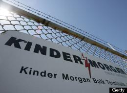 Kinder Morgan Pulls Pipeline Ads After NDP Candidate Complains
