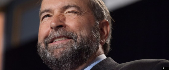 tom mulcair beard
