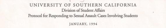 usc sexual assault