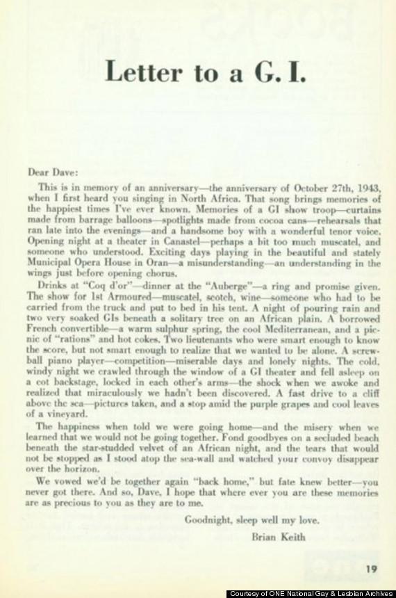 World War II Soldiers Express Their Love In Heartbreaking Letter ...