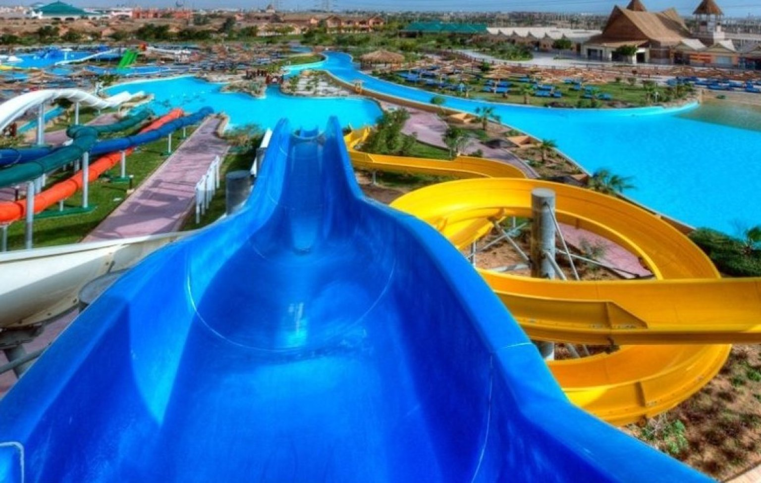Best Hotels Miami Kids Slides